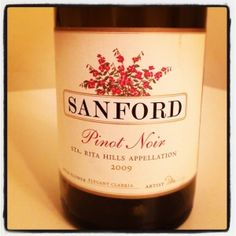 Sanford Santa Rita Hills 2009, $42 – Sanford was featured in Sideways, when Miles teaches Jack how to properly taste wine in the tasting room. Really good cherry and earth – got better by the hour…