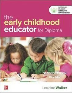 Early Childhood Educator for Diploma+ Connect with eBook, 2nd Revised Edition by Lorraine Walker | 9781760423315 | Booktopia Communication Development, Emotional Development, Play Based Learning, Kids Learning, Curriculum, Homeschool, Self Help Skills, Complex Sentences, First Language