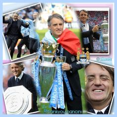 The Mancini Moments Manchester City FC