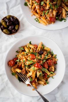 Yummy Pasta Recipes, Great Recipes, Healthy Recipes, Healthy Food, Pate Minute, Confort Food, Cold Meals, Food Cravings, How To Cook Pasta