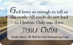 JESUS ~ Randy Alcorn