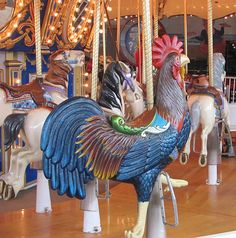July Photo by Sharon Lee Sharon Lee, Old Orchard Beach, Rachel Carson, Work Site, Ocean Park, Taking Pictures, Carousel, Rooster, Coastal