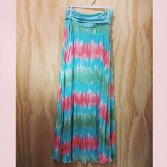 The return of tie-dye! #urbanog #trend #fashion #spring #summer #tiedye