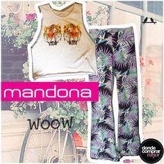 ¡Look súper canchero de Mandona Tienda! ¿Te gusta?