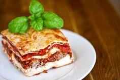 Lasagna by foodiebride, via Flickr
