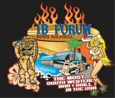 Ib forum excellent food and night life