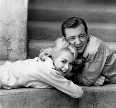 I completely adored the relationship of Bobby Darin and Sandra Dee. I know, somewhere, they're still together.
