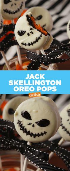 A scary good treat.