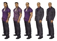 In Saints Row 2, Johnny Gat faced off against a gang called the Ronin. Jyunichi, the right hand of Kazuo Akuji of the Ronin, killed Gat's girlfriend Aisha when she attempted to warn Gat of a trap. Jyunichi also severely wounded Gat with a katana...