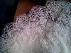 We love lace