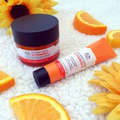 The Body Shop Vitamin C Glow-Boosting Skincare ReviewThe Body Shop Vitamin C Glow-Boosting Skincare Review | OsbieBeauty
