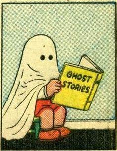 Ernie Bushmiller comics Nancy ghost