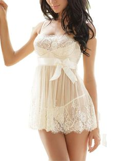Wedding Night Must-Haves: The perfect lingerie