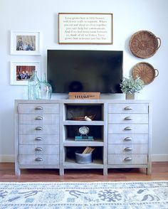 140 best tv stand images media consoles wood projects rustic rh pinterest com