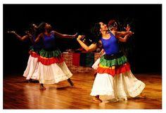 West Indian folk dance
