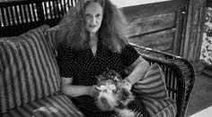 Grace Coddington   Photo: Fabien Baron/Trunk Archive