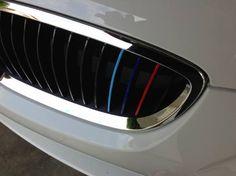 BMW M-stripes