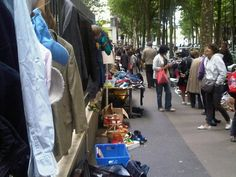 Shopping Paris junk sales. Tips from an ex-pat (and personal friend...)