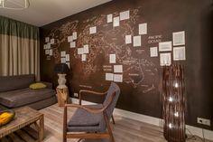 карты на стене в интерьере: 26 тыс изображений найдено в Яндекс.Картинках