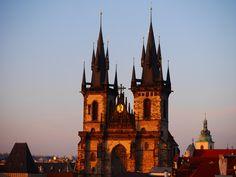 Prague, Czech Republic, photo prise par Valérie Coutrot.