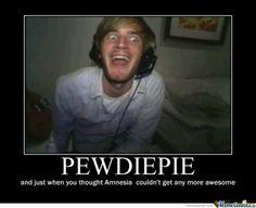 Amnesia with PewDiePie!