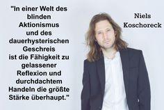 Gelassenes #Denken lernen: http://nielskoschoreck.de/