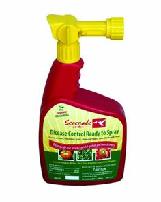 Bayer Advanced 708490 Serenade Garden ReadytoSpray Lawn Disease Control 28Ounce * Click on the image for additional details.