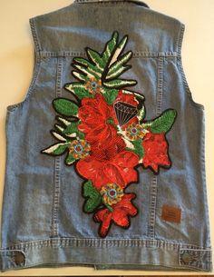 #jeansbordado #costumized #handmade
