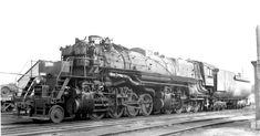 2-8-8-0 Articulated Steam Locomotives