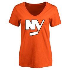 Women's New York Islanders Design Your Own V-Neck T-Shirt - $31.99