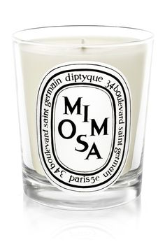 Mimosa Dyptique Candle