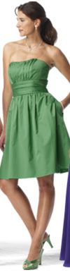 Maid of Honor dress in Clover ~~