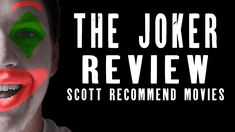 The Joker was a big success in 2019. So therefore I thought it would be perfect to make a Scott Recommend Movies episode about it.  Movie Reviews, Review, Movie Review, The Joker Most Popular Movies, Blade Runner, Things To Think About, Joker, Success, Thoughts, Big, The Joker, Jokers