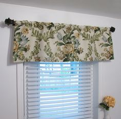 Thibaut Valance Linen Curtain Earth Colored by supplierofdreams, $57.00