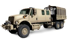 International® 7000-MV: 9-Man Cabbad and lots of potential an expedition rig