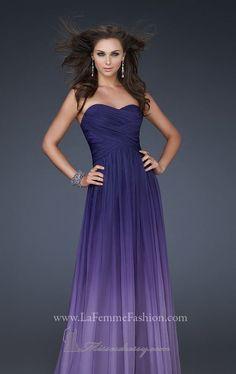 La Femme 17004 Dress - MissesDressy.com