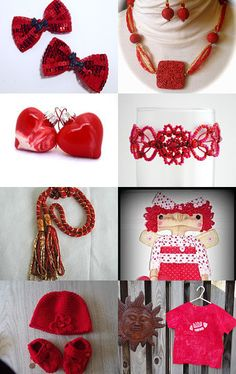 Red Is Passion  by Jo Stamatakis on Etsy--Pinned with TreasuryPin.com