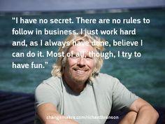 #Richard Branson