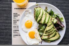 """For New Yorkers, """"brunch"""" is both a noun, verb, and way of life. It's not only a twice-weekly opportunity to eat eggs and pancakes, it's also a way to catch up with friends and a socially acceptable way to start drinking at noon. It goes without saying that, at Refinery29, we love brunch for all"""