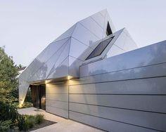 ad2 architekten / Futuristic House in Vienna | Home Designator