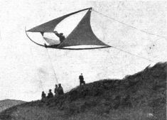 The Platz glider was an unusual, very simple, collapsible canard glider designed and tested in Germany in the early 1920s. It was intended to provide a cheap, easily transported and simple to fly introduction to the increasingly popular sport.
