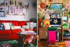 17 Maximalist Rooms For Anyone Who Never Got Into The Whole Minimalism Thing