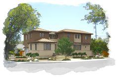 hybridCore Homes #singlefamilyhomes #design #architect #home #paloalto