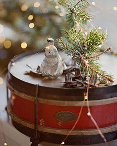 #allthebeautifulthings #christmas #oldchristmastoy #sovietchristmastoys #drum #bear #waitingforchristmas #magicchristmas