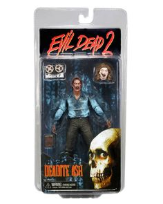 horror movie action figures | ... poseable action figures from NECA. Figures include scene specific