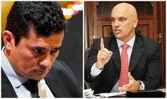 Alexandre de Moraes declarou ser contra a Lava Jato