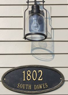 Exterior cottage style lighting and house number design Farmhouse Blogs, Cottage Farmhouse, Interior Design And Construction, Cottage Style Homes, Tri Cities, House Numbers, Custom Homes, Washington, Wall Lights