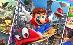 Lo mejor del Nintendo Direct: Super Mario Oddyssey Xenoblade Chronicles II y Pokémon