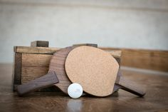 Our Custom Polite Walnut Rackets are made with fine-grain walnut lumber. Gaming Furniture, Ping Pong Table, Rackets, Politics, Crafts, Handmade, Gym, Manualidades, Hand Made