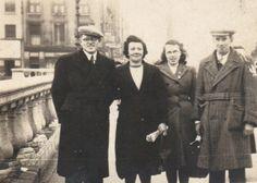 Arthur Fields - Man on Bridge wedding couple